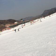 워후산 스키장 여행 사진
