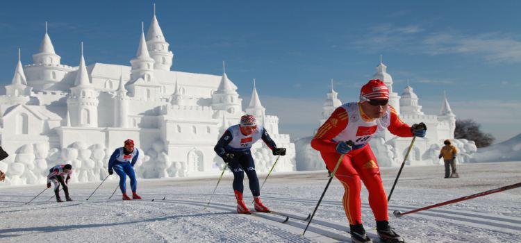 Jingyuetan Ski Resort1