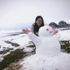 뤄얼가이 화호습지 여행 사진