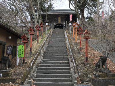 Torinokosan Shinto Shrine