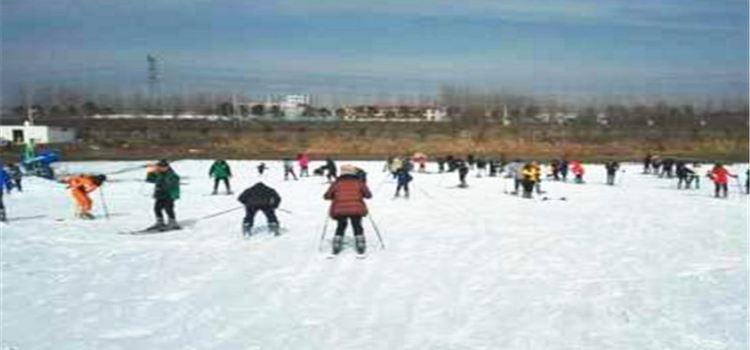 運河灣生態滑雪場1