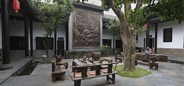 Guanshan Ancient Town1