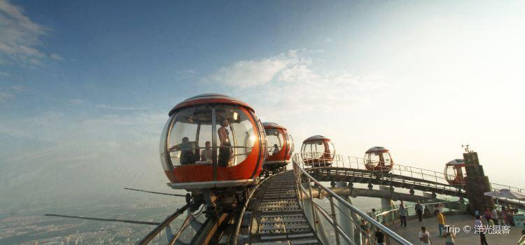 Guangzhou Tower Ferris Wheel1