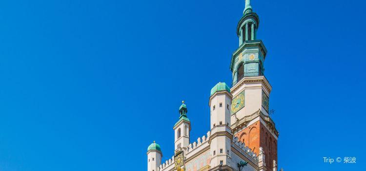 Ratusz & Muzeum Historii Miasta Poznania3