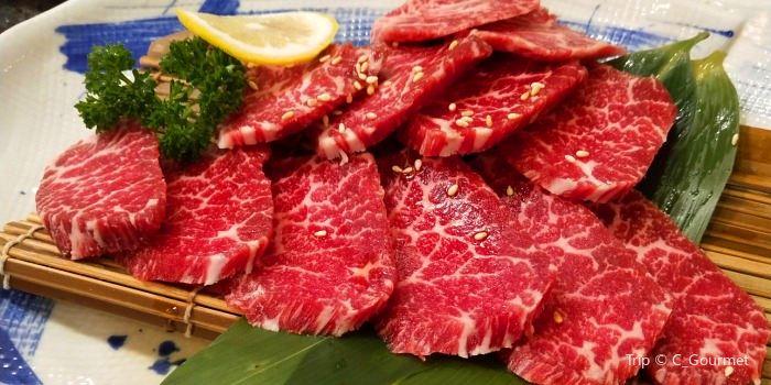 Wan Fu Tan Huo Kao Rou Japanese Cuisine2
