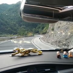 포윈산풍경구 여행 사진