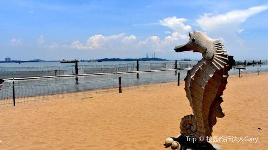 南沙濱海泳場