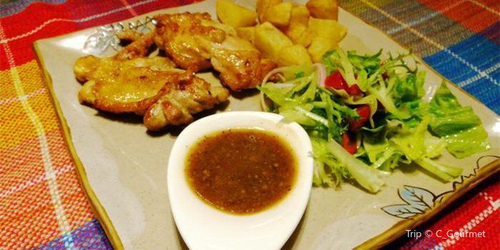 比薩小廚(花園主題餐廳)1