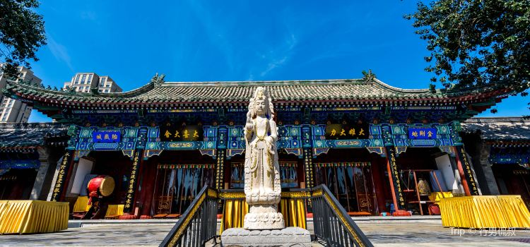 Prince Zhuang's Mansion1