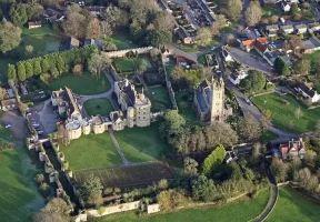 如果能當一天國王,我希望從英國的古堡開始
