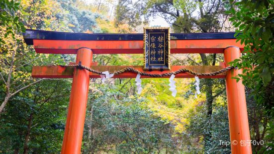 Ichitanimunakata Shrine