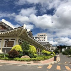 연변대학 여행 사진
