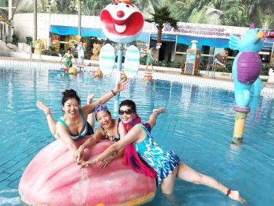 Yihong Hot Spring