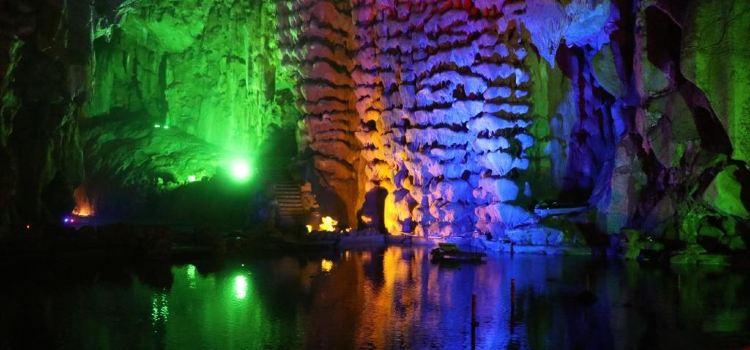 靈山洞景區1
