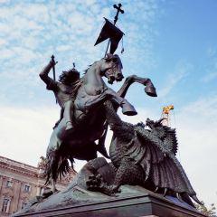 St. George and the Dragon Statue用戶圖片