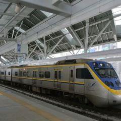 타이중 기차역 여행 사진