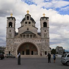 Cathedral of the Resurrection of Christ Podgorica User Photo