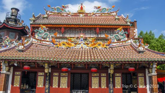 Guanyue Temple