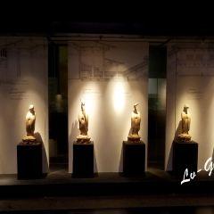 대명궁 유적지 박물관 여행 사진