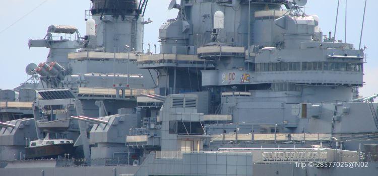 愛荷華戰艦博物館