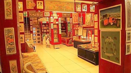 Chauhan's Art Gallery & Art School