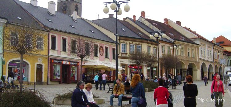 Historical Town Centre2