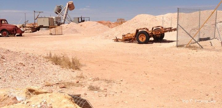 Tom's Working Opal Mine2