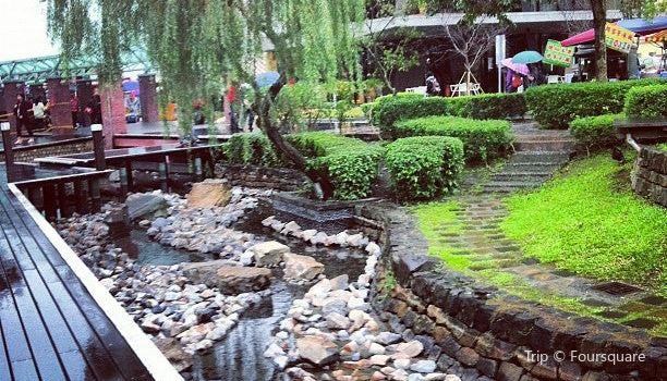탕웨이거우 온천공원2