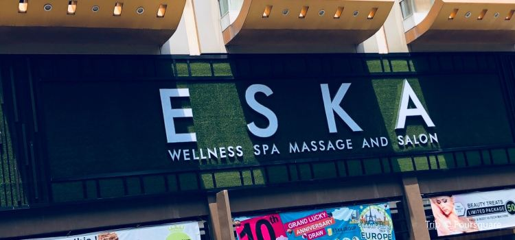 Desain Taman Kota  eska wellness spa massage and salon travel guidebook must