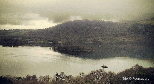 Catbells湖畔散步2