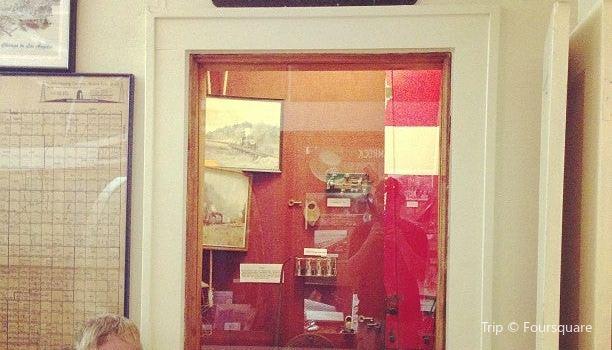 Shamrock West Museum1