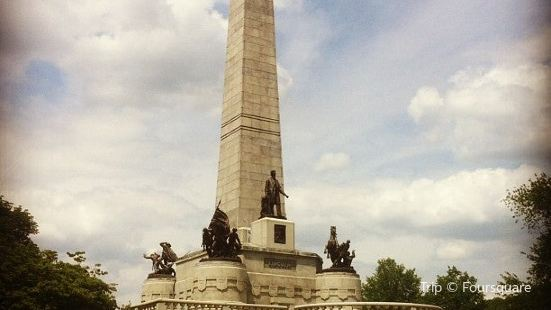 Lincoln Tomb & War Memorials