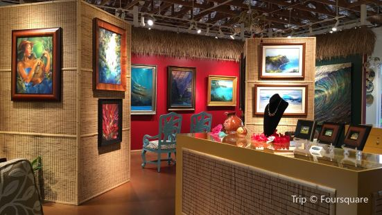 Palms Gallery