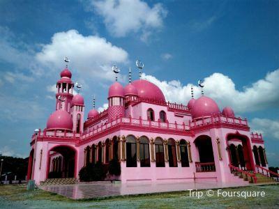 Masjid Dimaukom (Pink Mosque)