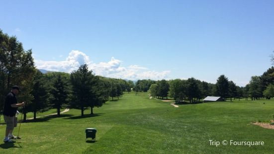 Ralph Myhre Golf Course