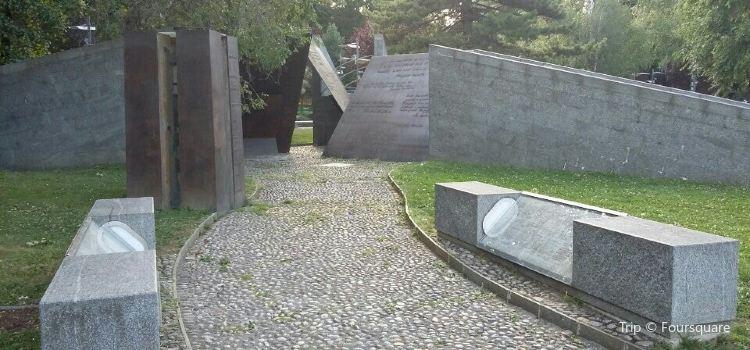 Monumento alla Resistenza Europea3