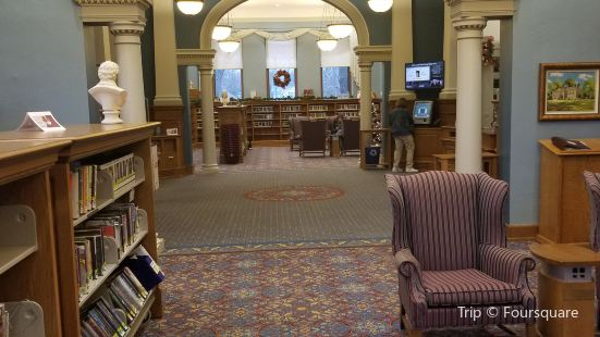 Howell Carnegie Library