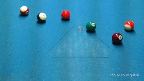 Sharp Shooters Billiards