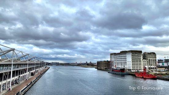 Royal Victoria Dock and Bridge