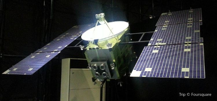 日本宇宙航空研究開發機構築波航太中心2