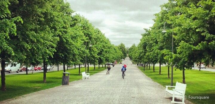 Hämeenpuisto Park2