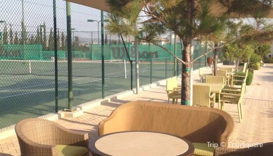 Aphrodite Hills Tennis Academy