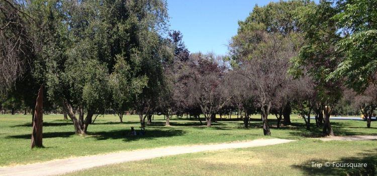 Parque Padre Hurtado2