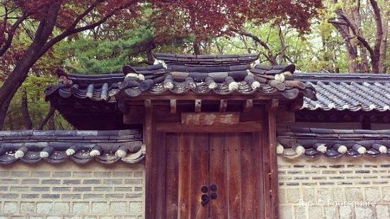 Changdeokgung Huwon Secret Garden