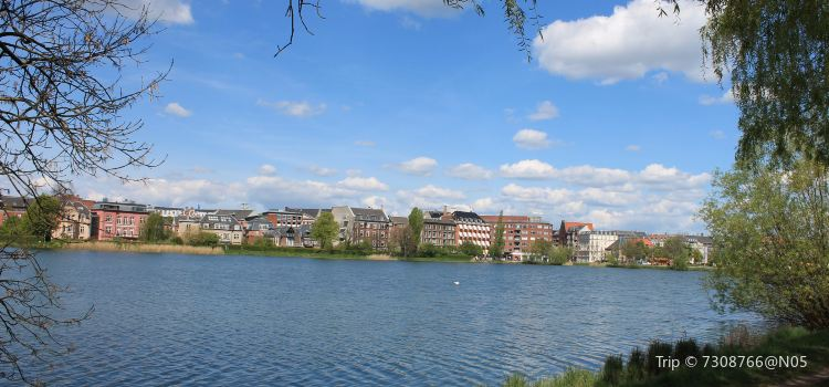 Peblinge Lake