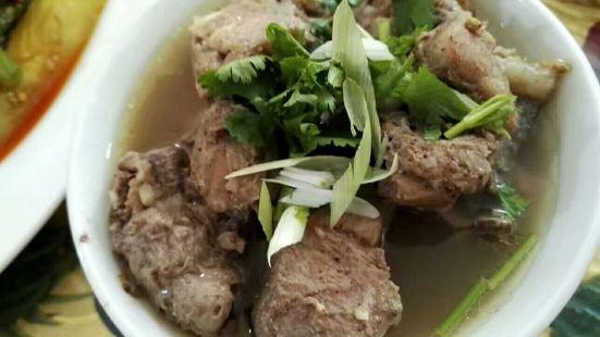 穆豪麥蒸碗羊羔肉