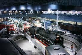 海法火車博物館