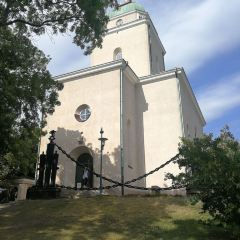 수오멘린나 교회 여행 사진