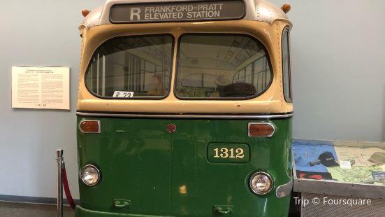 SEPTA Transit Museum