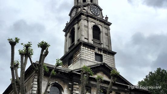 St Giles-in-the-Fields Church